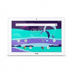 "SPC TABLET GRAVITY MAX 10.1"" IPS HD QUADCORE 2GB 16GB WHITE - 1760022"