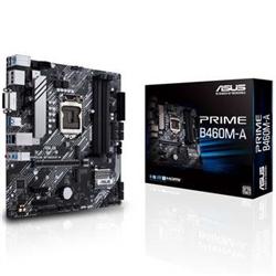 ASUS PRIME B460M-A//LGA1200, B460, USB3.2_G1, M.2, MB - 1040158