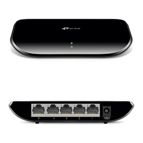 TP-LINK TL-SG1005D 5-Port Gigabit Switch - 1330041