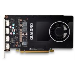 HP Placa Gráfica NVIDIA Quador P2200 5GB - 1080096