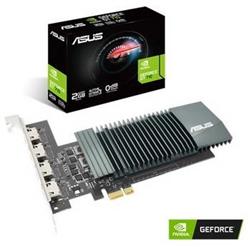 ASUS Placa Gráfica NVIDIA GT710 2GB GDDR5 PCIE2 SL 4 HDMI - 1080102