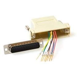 Adaptador DB25M/RJ45 Configurável para Impressoras POS - 1351548