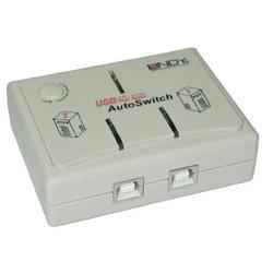 DataSwitch USB 2/1 - Automático