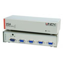 Multiplicador de VGA para 4 Monitores