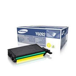SAMSUNG CLT-Y6092S Toner Amarelo para CLP-770ND