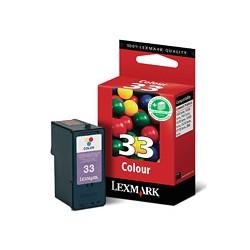 LEXMARK Tinteiro Cor Nº 33