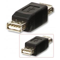 Adaptador USB A F-F