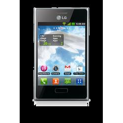 """LG Maximo L3 E400 """"Preto"""""""