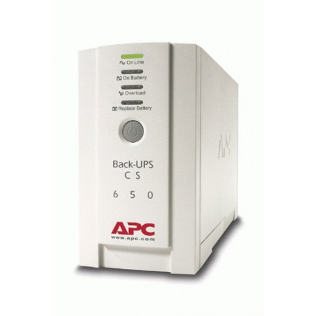 APC BK 650 EI - 650VA 400Watt