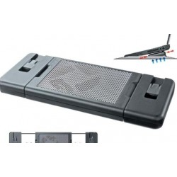 LINDY Adjustable Notebook Cooler (40506)