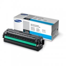 SAMSUNG CLT-C506L Toner Cyan p/ CLP-680ND/CLX-6260