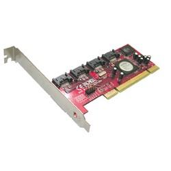 LINDY Controlador PCI SATA II 4 Portas (51131)