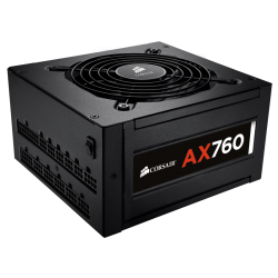 Corsair Pro Series AX760W 80 PLUS Platinum