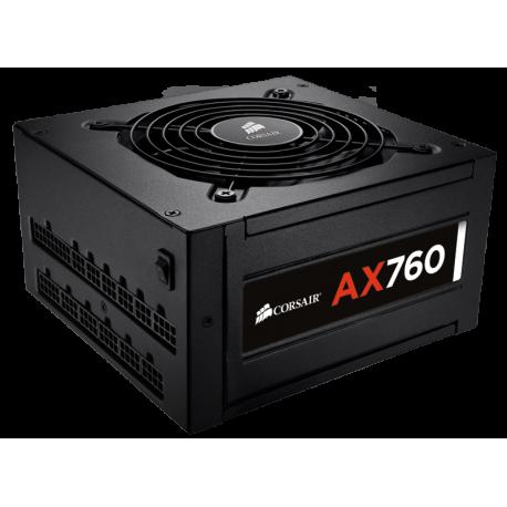Corsair Pro Series AX760W 80 PLUS Platinum