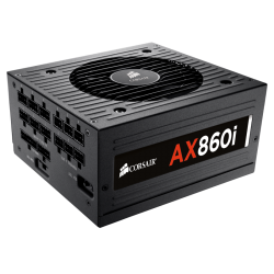 Corsair Digital Series AX860i 80 PLUS Platinum