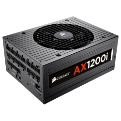 Corsair Digital Series AX1200i 80 PLUS Platinum