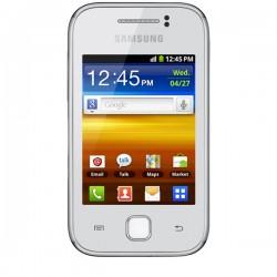 SAMSUNG Galaxy Y - White GT-S5360UWA