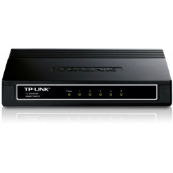 TP-LINK TL-SG1005D Switch 5 Portas Gigabit (Desktop)