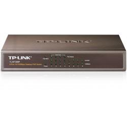 TP-LINK TL-SF1008P 8-Port 10/100Mbps Desktop PoE Switch