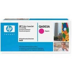 HP Q6003A Toner Magenta LaserJet 2600n