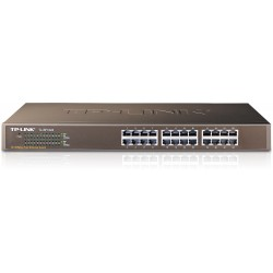 TP-LINK TL-SF1024 Switch 24 Portas 10/100 - Rack