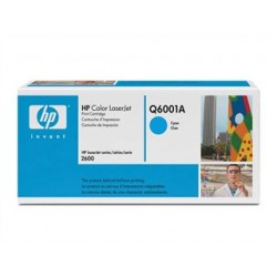 HP Q6001A Toner Cyan LaserJet 2600n