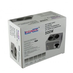 LC-POWER Fonte LC500H-12 500W V2.2 120mm