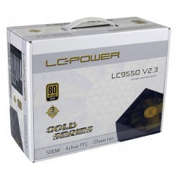 LC-POWER Fonte LC9550 Gold Series 500W 80PLUS Gold