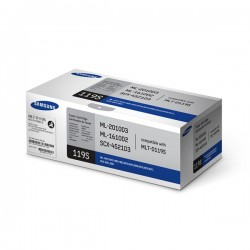 SAMSUNG MLT-D119S Toner p/ ML-1616/1625/2571N/2510/2010