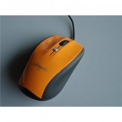 Lifetech Mouse Fashion Orange USB Optical (LFMOU054)