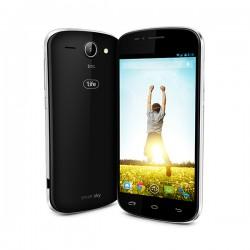 """1Life smart:sky 4.5"""" Dual SIM Preto"""