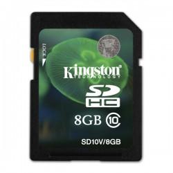 Kingston 8GB SDHC Class 10 (SD10V/8GB)