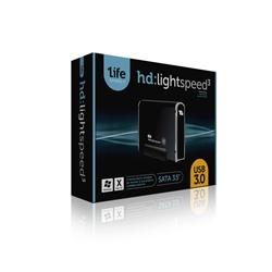 """1Life hd:lightspeed3 SATA 3.5"""" > USB 3.0 - 8100006"""