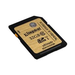 Kingston 32GB SDHC Class 10 UHS-I - 8000202