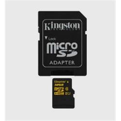 Kingston 32GB MicroSD Class 10 UHS-I - 8000199