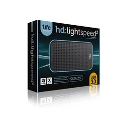 """1Life hd:lightspeed2 SATA 2.5"""" > USB 3.0 - 8100005"""