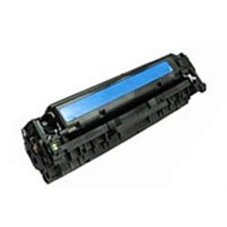 Toner p/ HP LaserJet Color CP2025/CM232 Azul - 1700941