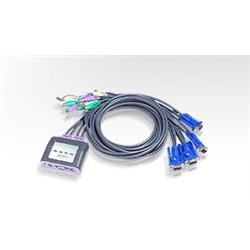 DS 1TEC+1MONIT+1RATO=4 PS/2 Electrónico - 1370069