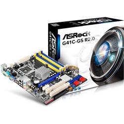 ASROCK G41C-GS COMBO Socket 775 - 1040998
