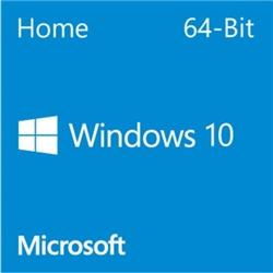 Microsoft Windows 10 Home 64Bit Português OEM - 1280904