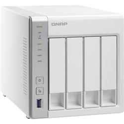 Qnap NAS 4 Baías Dual Core 1.2GHz - 8300002