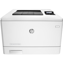 HP Color LaserJet Pro M452nw - 1320573