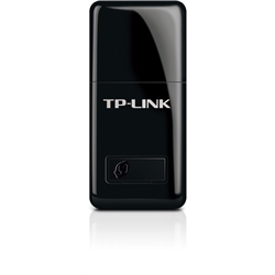 TP-LINK TL-WN823N Mini USB Wireless N 300Mbps - 1300165