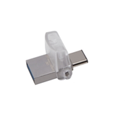 KINGSTON Data Traveler microDuo 3C, 32GB USB 3.0/3.1 DTDUO3C - 8200180