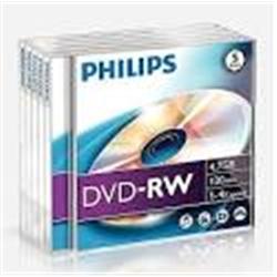 PHILIPS DVD-RW 4.7 - 1750193
