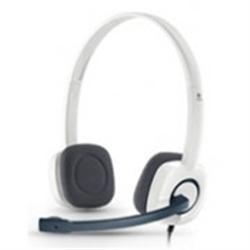 LOGITECH HEADSET H150 C/MICRO 3.5MM BRANCO - 7200039