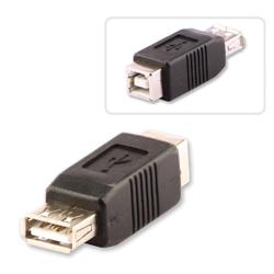 Adaptador USB A F - B F - 1350277