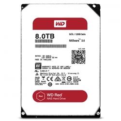Western Digital HDD 8TB WD RED PRO 128mb cache 5400rpm SATA - 1101095