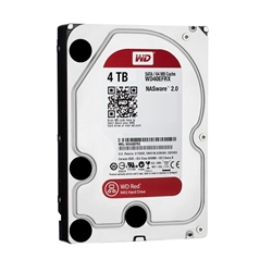 "Western Digital HDD 4TB WD RED 64mb cache SATA 6gb/s 3.5"" - 1101082"