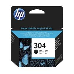 HP 304 Black Ink Cartridge - N9K06AE#ABE - 1701215